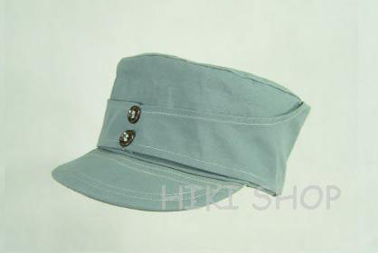 Repro WW2 China KMT field cap grey EM