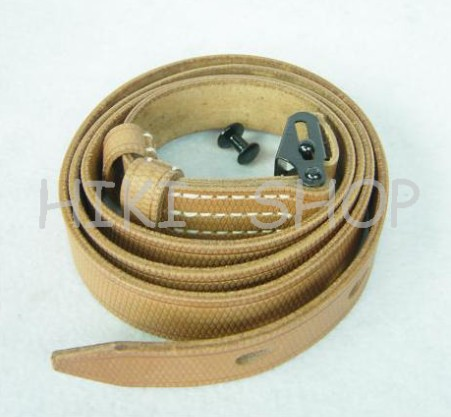 WWII German MP40 Leather Sling Belt Replica