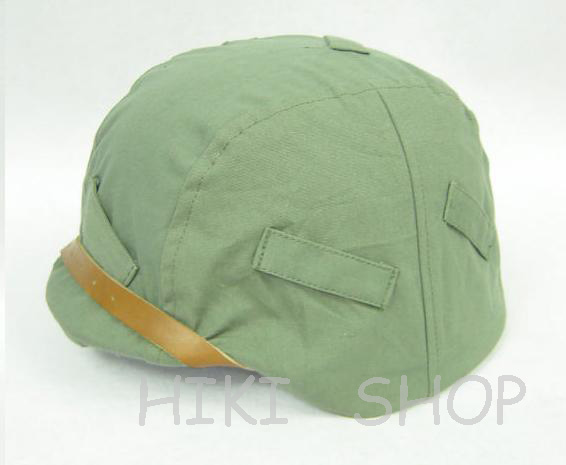 WWII German field grey M35 Helmet Cover Reproduction