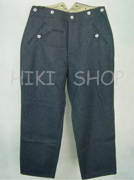 WW2 World War ii German LW Luftwaffe Wool M37 Trousers Pants