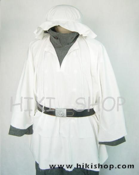 WW2 German Eastern Front winter snow Smock