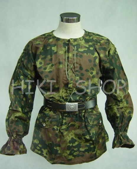 WW2 German Elite M42 type2 Plane Tree 1/2 Camo Smock