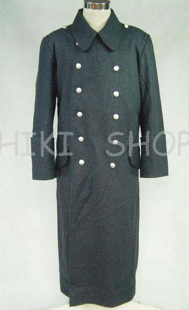 WWII World War 2 German Luftwaffe LW M40 Greatcoat Overcoat
