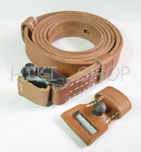 WWII German K 98 Leather Sling 98K Belt Replica