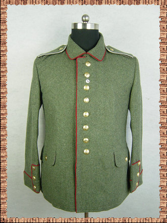 WW1 German Model 1907-10 Feldbluse Field Tunic