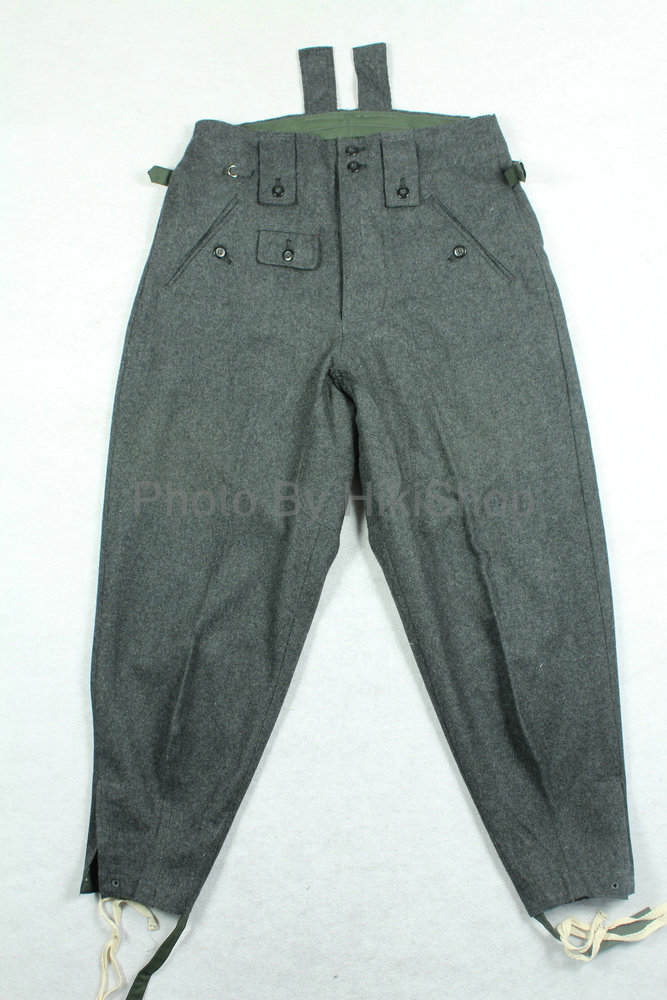 WW2 World War ii German LW Luftwaffe Wool M43 Trousers Pants