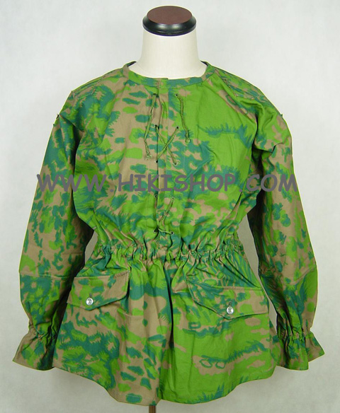 WW2 German Elite Type II M42 Palm/Forest Smock