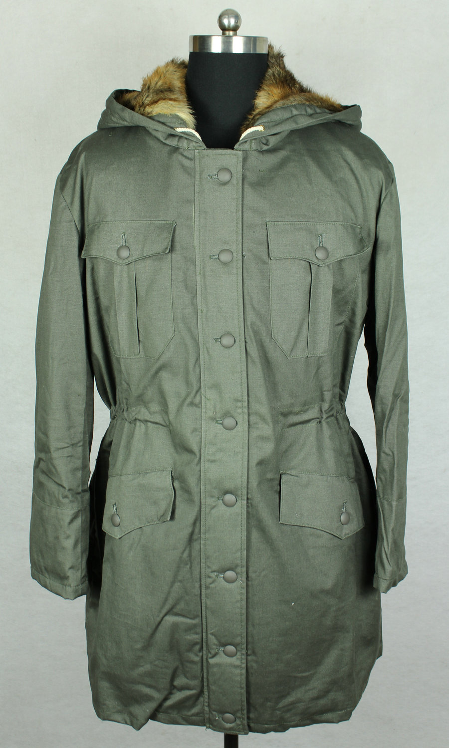 east german field jacket