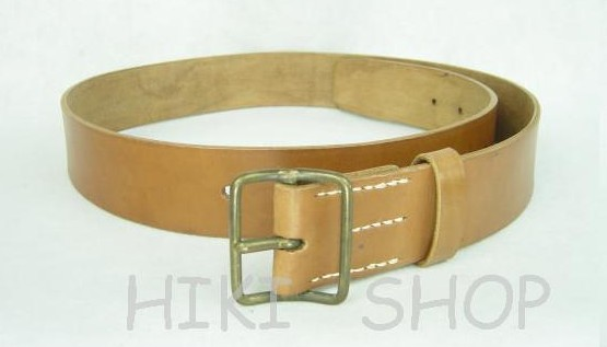 World War 2 WWII Japanese IJA Soldier EM Leather Belt