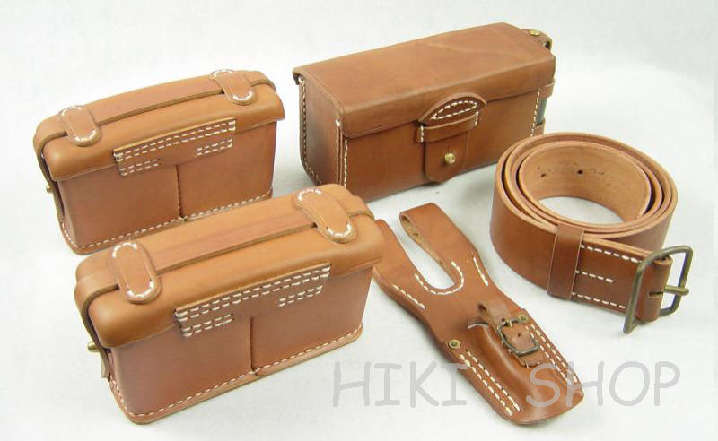 World War 2 WWII Japan IJA Type 99 T99 Ammo Pouch Set