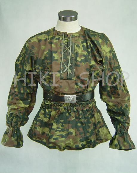 WW2 German Elite M40 Plane Tree No1/2 Camo Smock