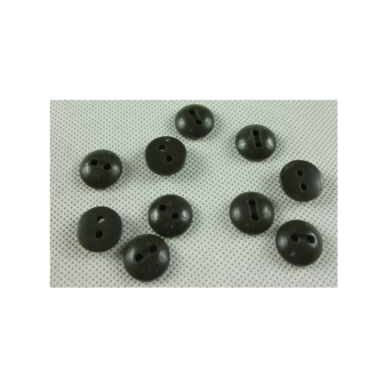 WW2 Italian Resin Buttons 18 mm X10