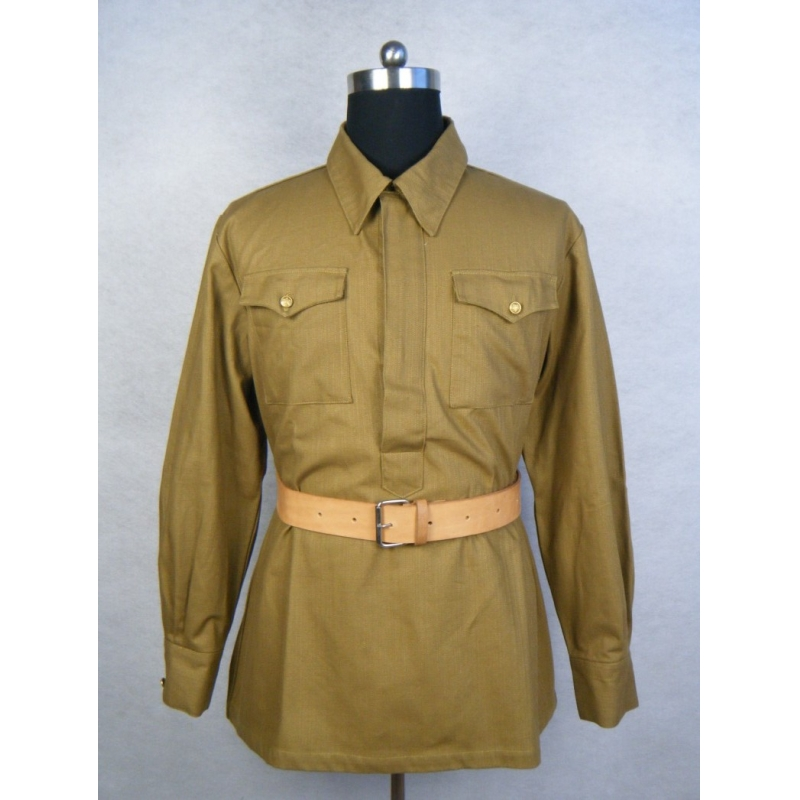 WW2 World War ii Soviet Union Russia M35 Uniform Shirt Replica