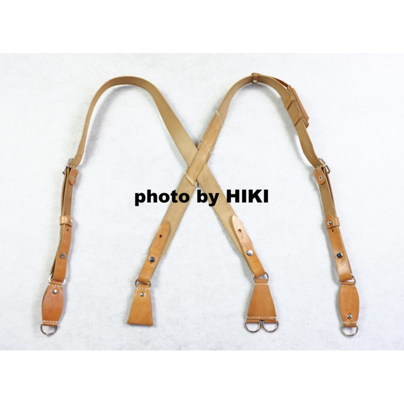 WW2 Soviet Russia Red Army Officer X-Straps Reproduction