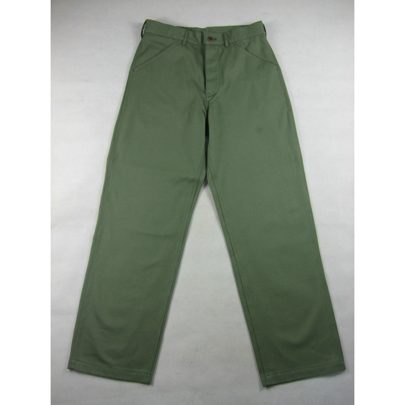 WWII United States USMC P41 HBT Utility Trousers Pants