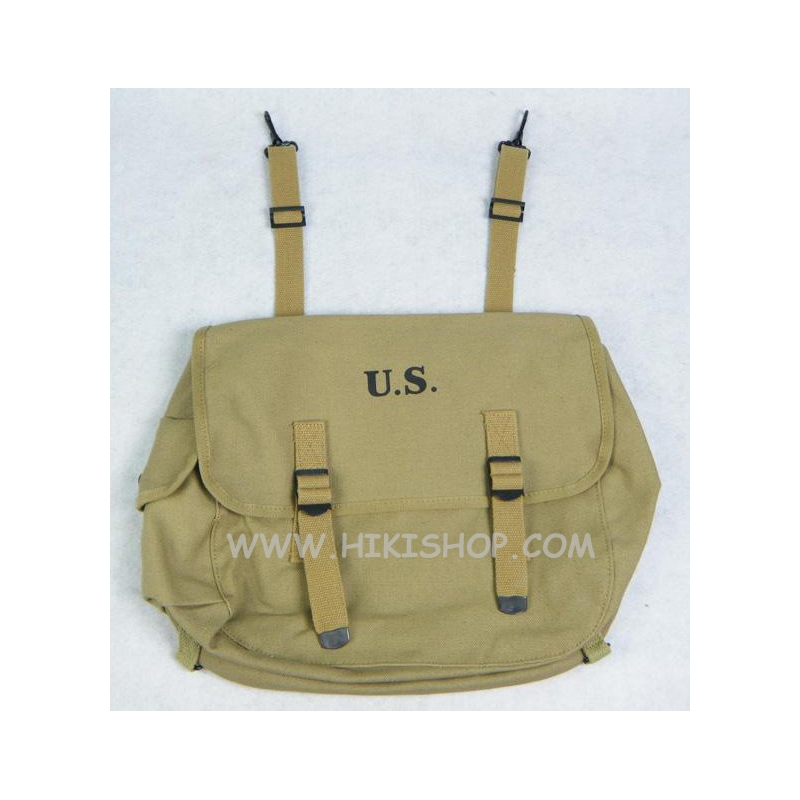 WW2 US Army M1936 Haversack HIGH QUALITY REPRO