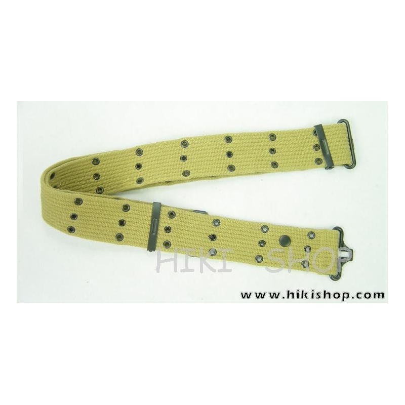 WW2 US Army Pistol Belt HIGH QUALITY REPRO