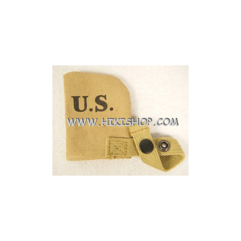 WW2 US Canvas Muzzle Cover