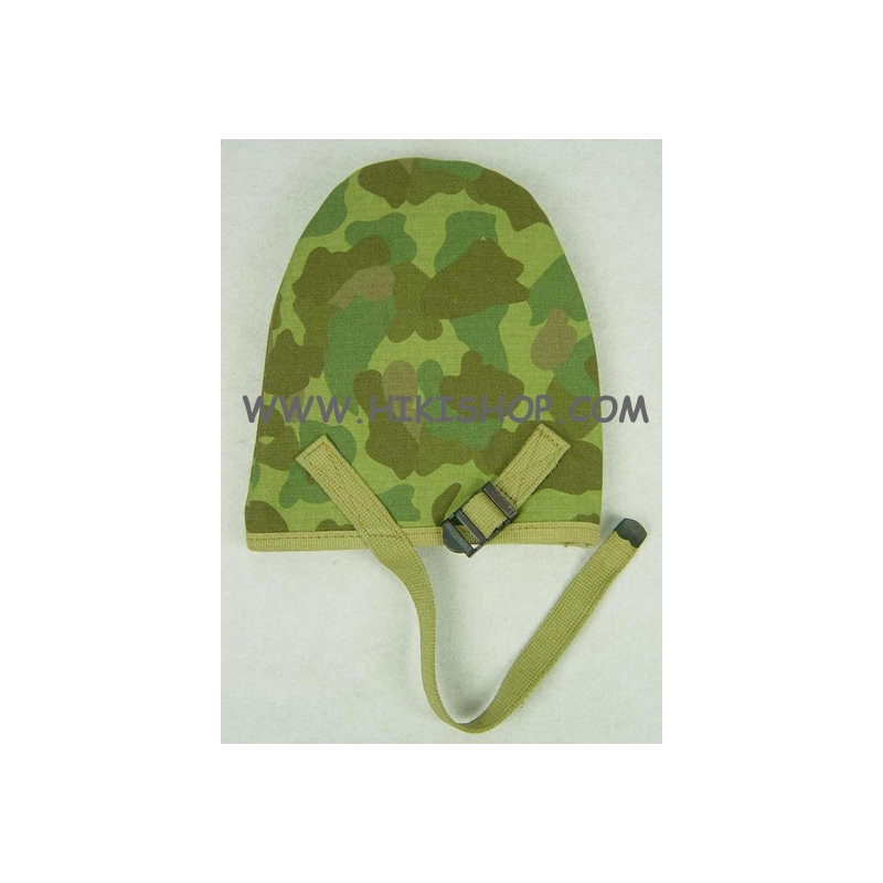 WWII USMC Camo M1910 T-Handle Shovel Carrier Green