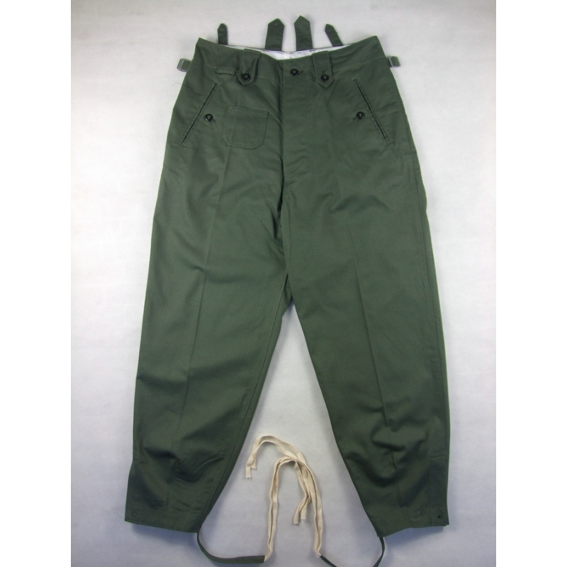 WWII German HBT M43 Field Trousers...