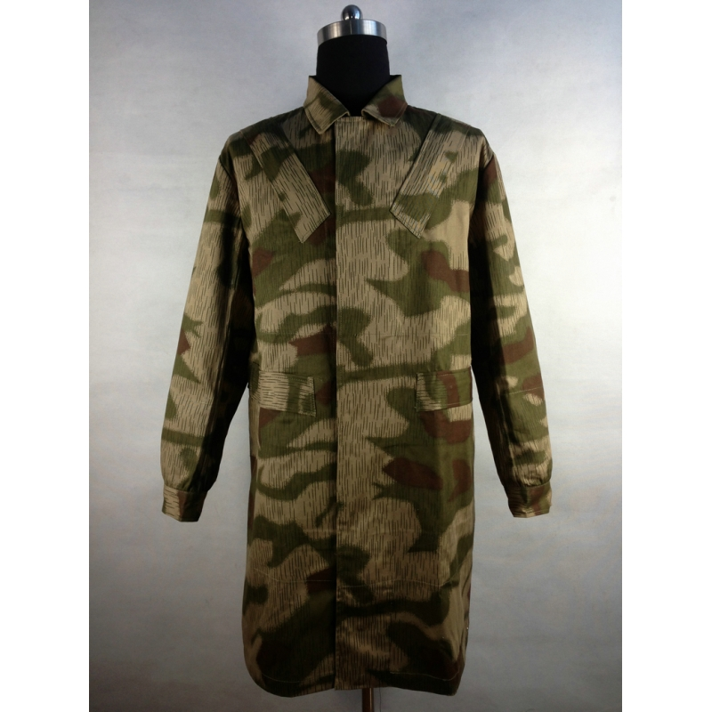 German Luftwaffe Fallschirmjage Smock Tan Water Camo