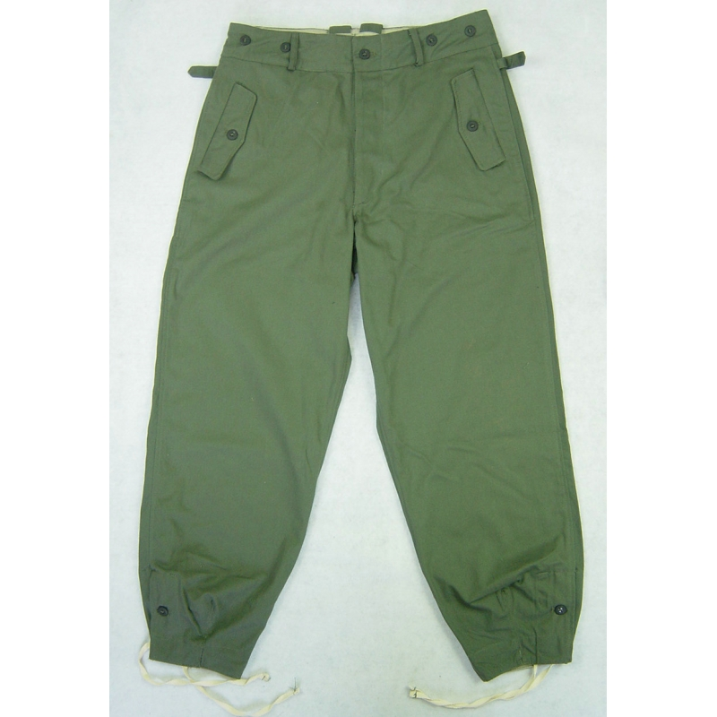 WWII German HBT Panzer Pants Trousers
