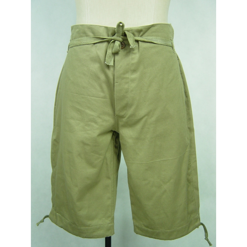 WWII Japanese Army IJA EM Tropic Shorts
