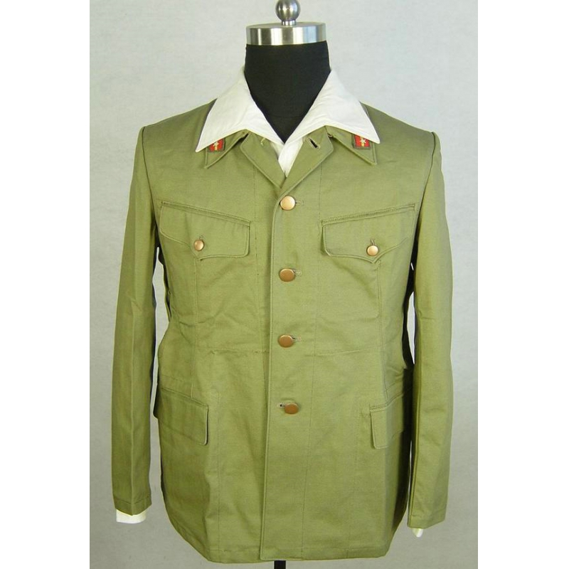 WW2 IJA Officer Tropical Summer Uniform Jacket