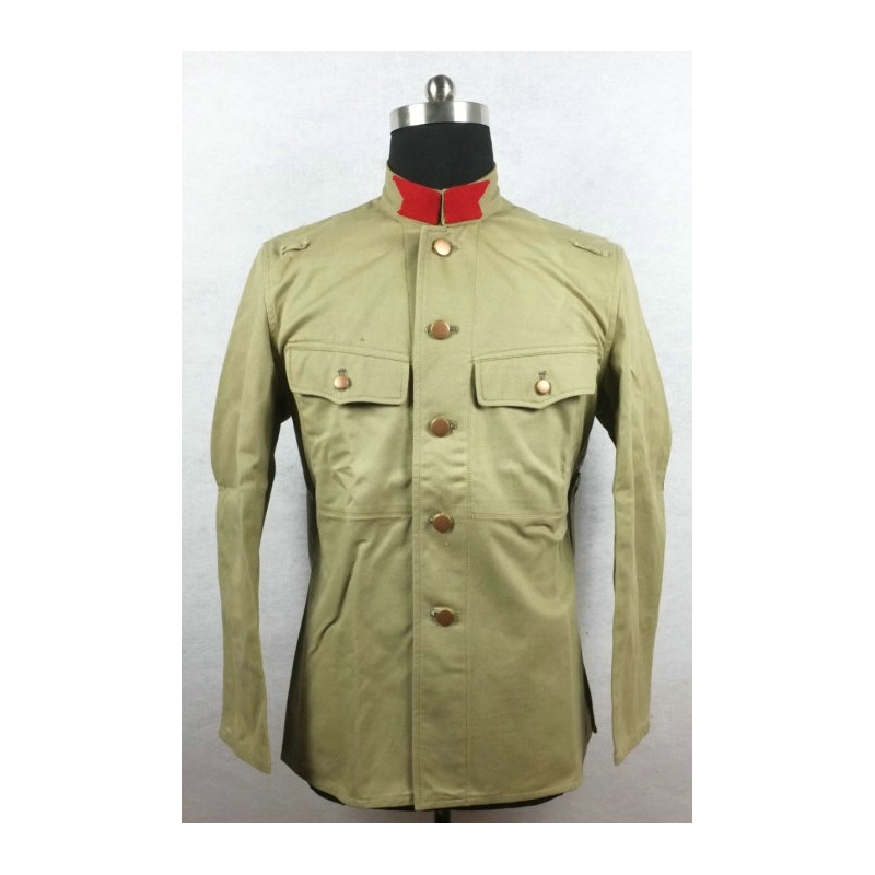 WW2 IJA Type 45 T45 Summer Tunic Jacket