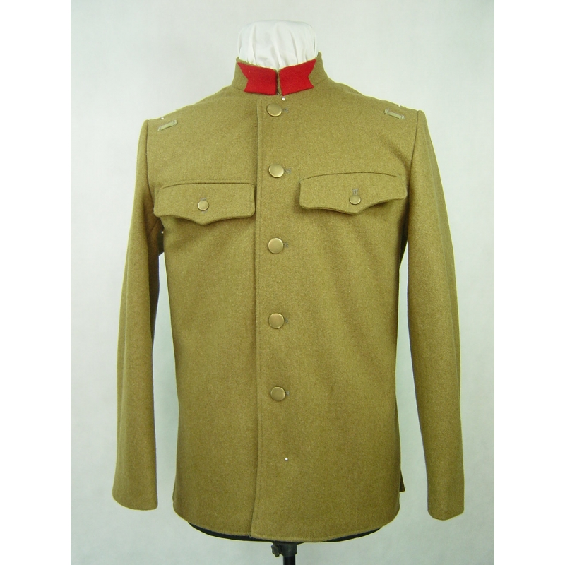 WW2 IJA Showa 5 T5 Wool Tunic With EM Collar Tab