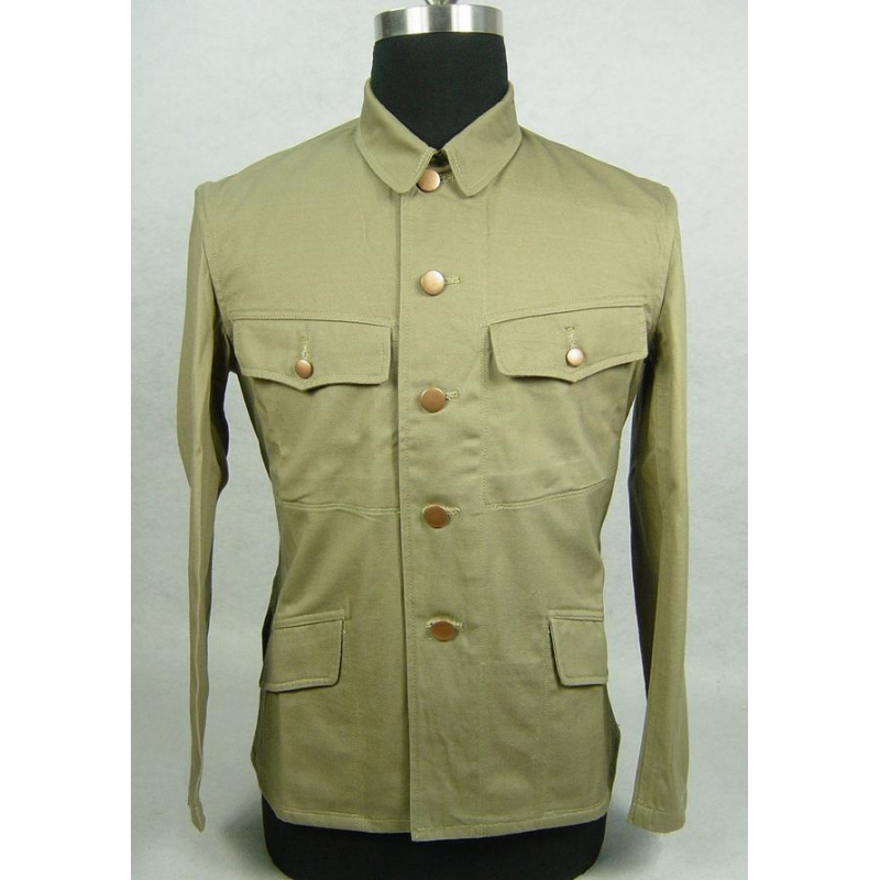 WWII Japan IJA Type 98 T98 Summer Field Tunic Jacket