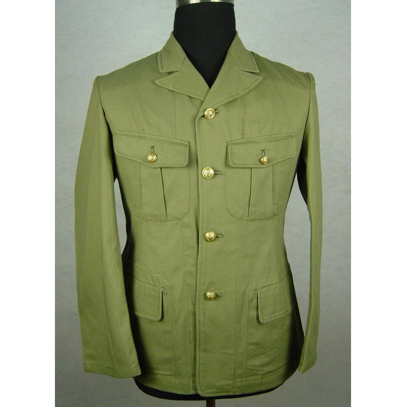 WWII Japanese Navy IJN No.3 Third Type T3 Uniform Tunic Jacket