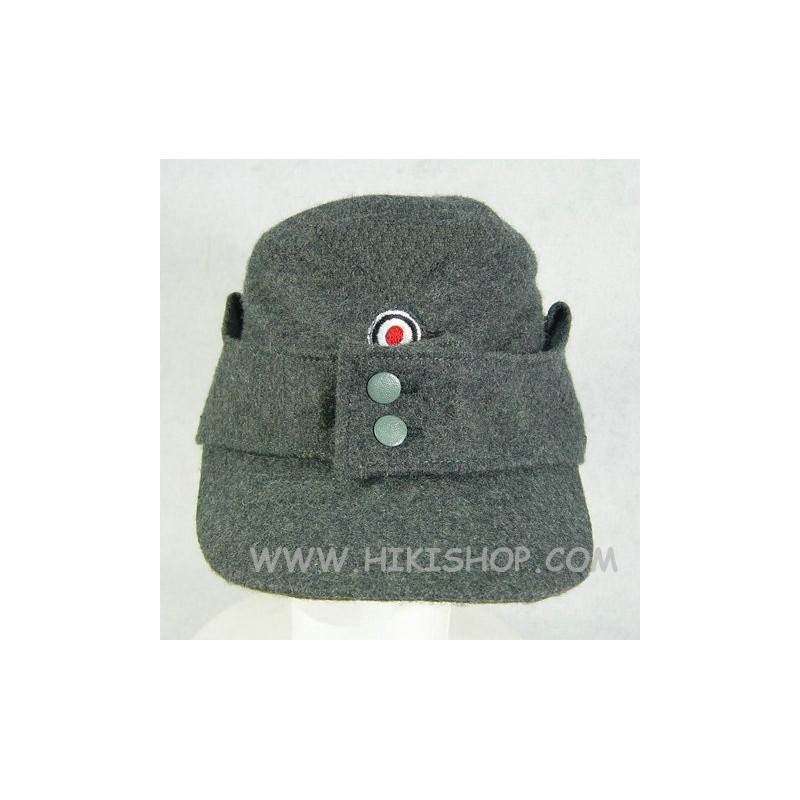 WWII German LW M43 Wool Field Cap EM Soldier