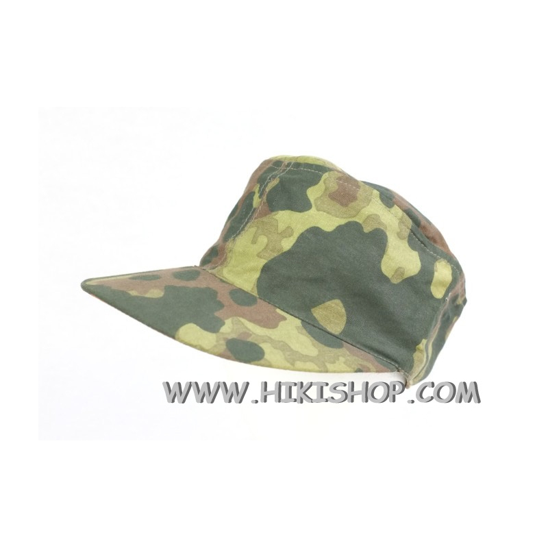 WWII German Elite Plane Tree No. 1/2 Camo Field Cap