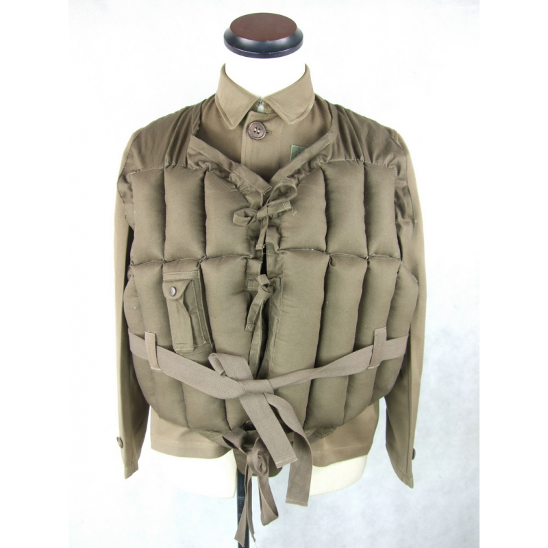 WW2 Japanese Navy IJN Airforce Flight Life Jacket Vest