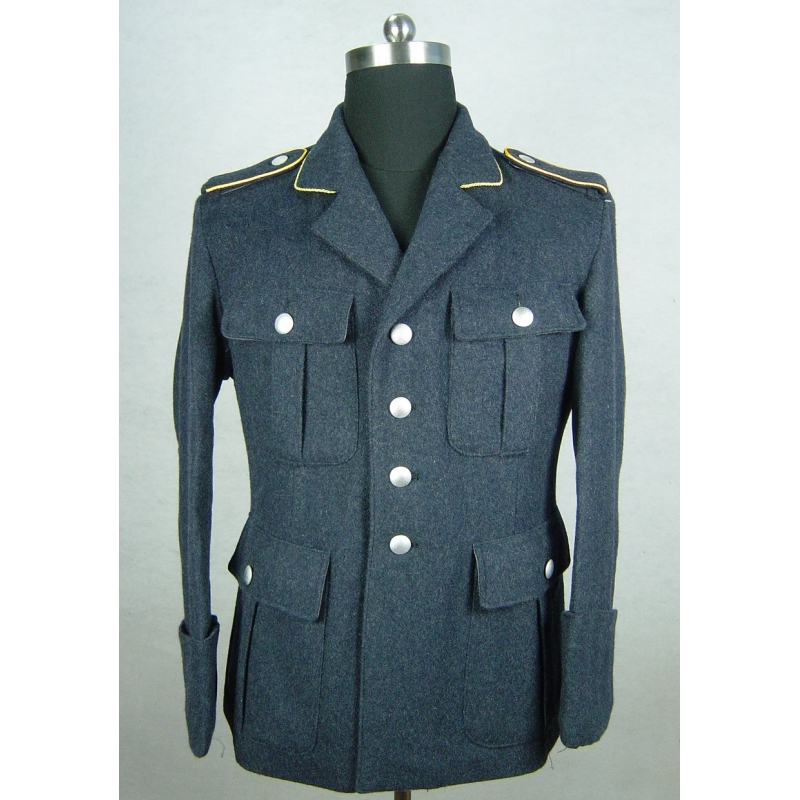 WW2 German Luftwaffe LW EM Wool Tunic Jacket