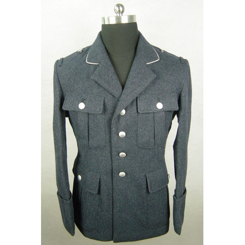 WW2 German Luftwaffe LW Officer Wool Tunic Jacket