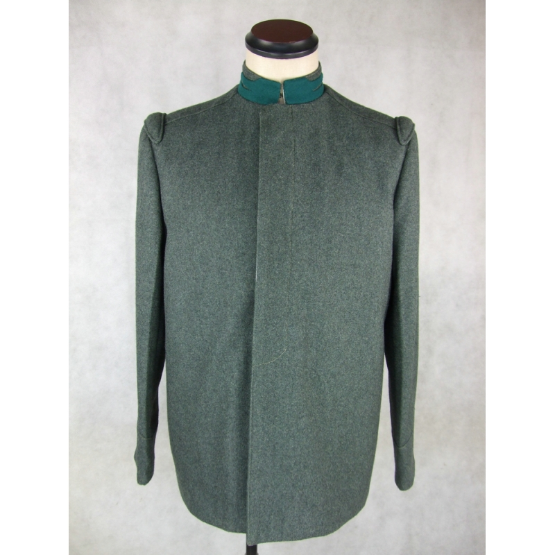 WW1 Italy Grey Green Wool Tunic Giubba Enlisted
