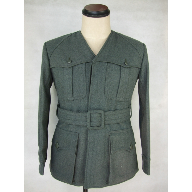 WW2 Italy Italian Troops M1941 M41 Grey Green Wool Jacket Giacca