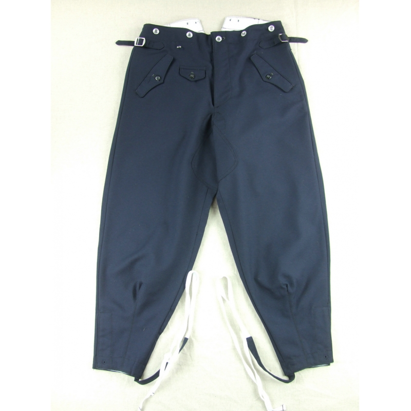 GSitem WWII M36 Mountain Troops Pants Blue Gabardine