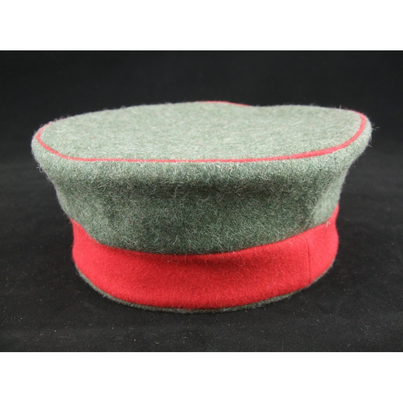 WW1 German Wool Bervet Cap TOP WOOL