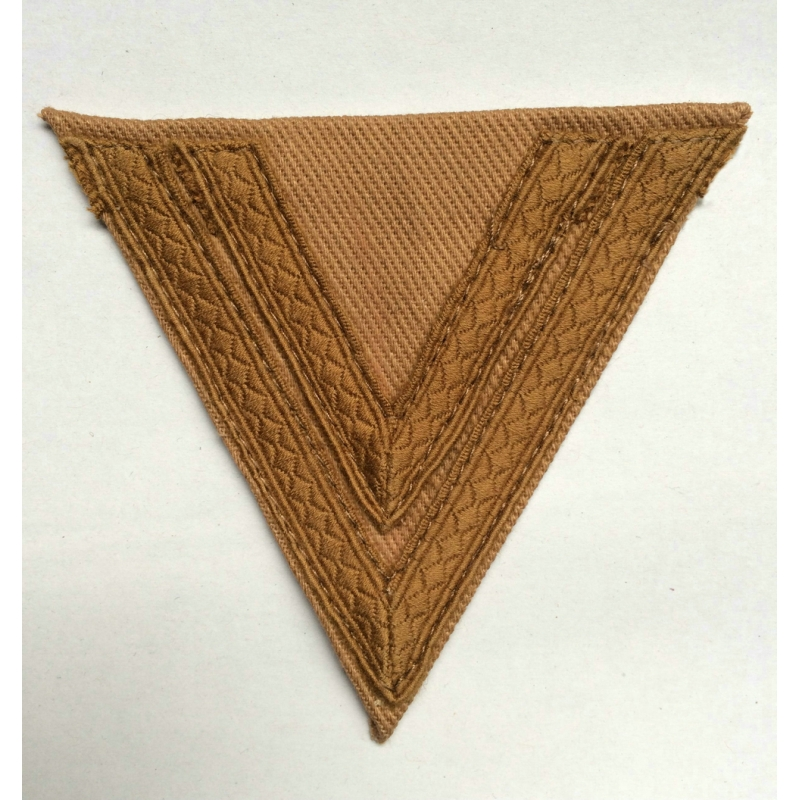 WWII German LW LUFTWAFFE AFRIKA Sleeve Chevrons