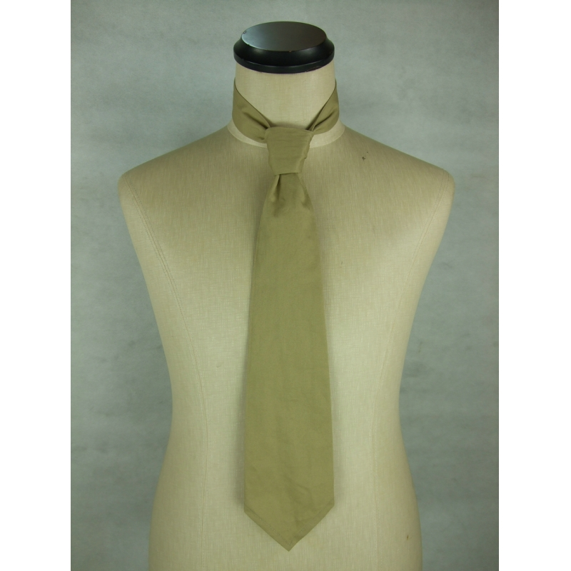 WW2 France French Cotton Tie