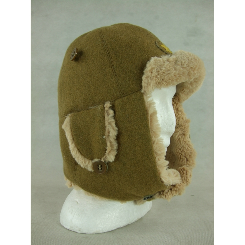 e03d12c5e4b WWII Imperial Japanese Army IJA Winter Cap -  49.49   HIKISHOP
