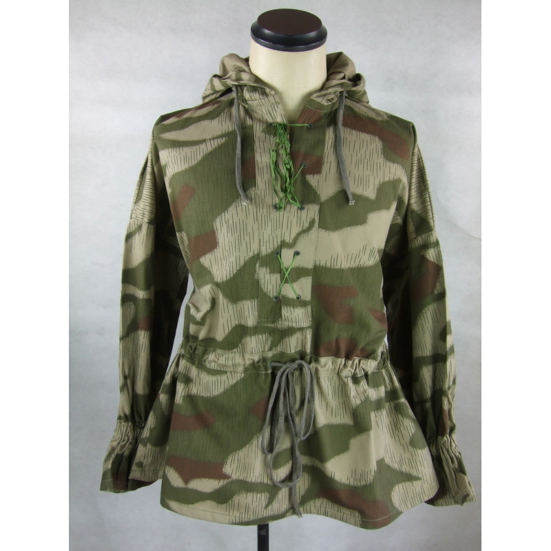 WW2 German WH Sniper Tan & Water Camo Smock