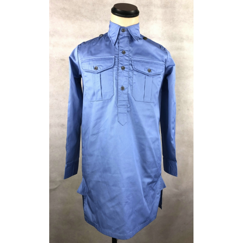 WW2 World War ii German Luftwaffe LW Lightblue Shirt