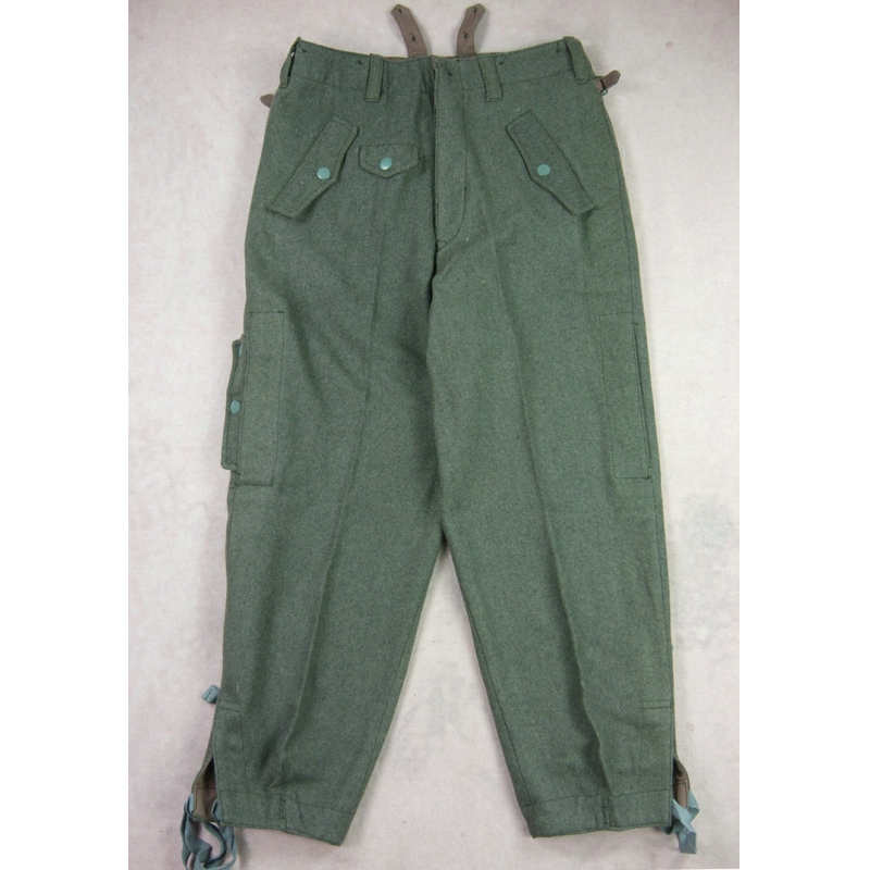 WW2 German LW Fallschirmjager M38 Jump Trousers Pants