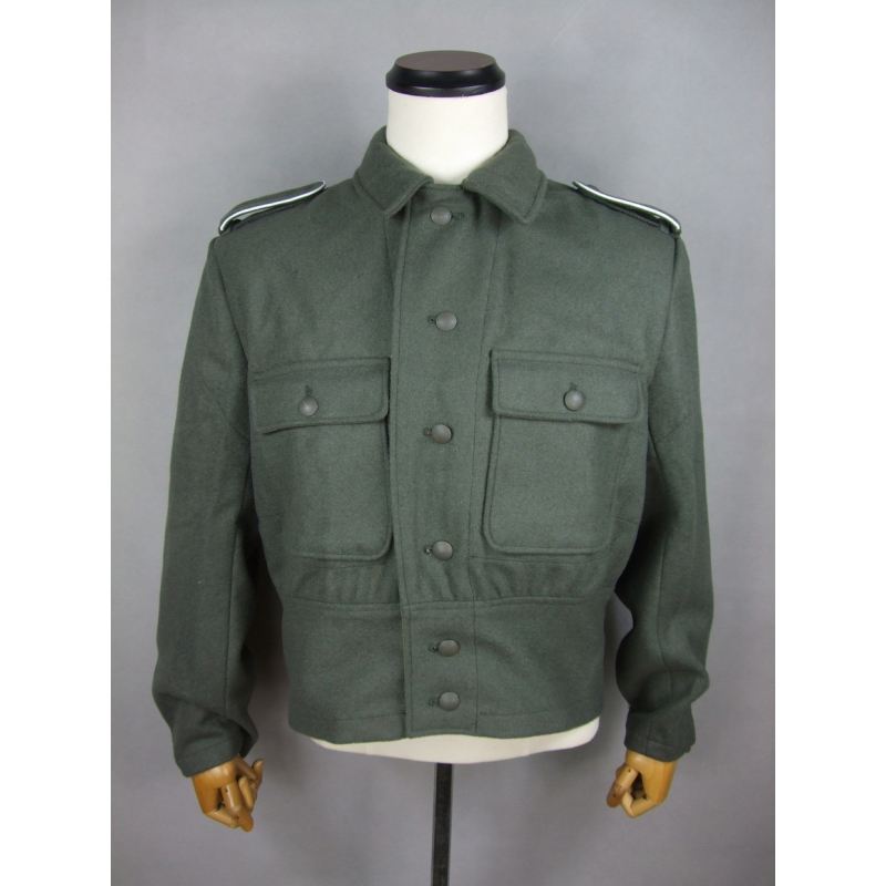 World War 2 WWii German M44 Field Grey Wool Tunic Jacket