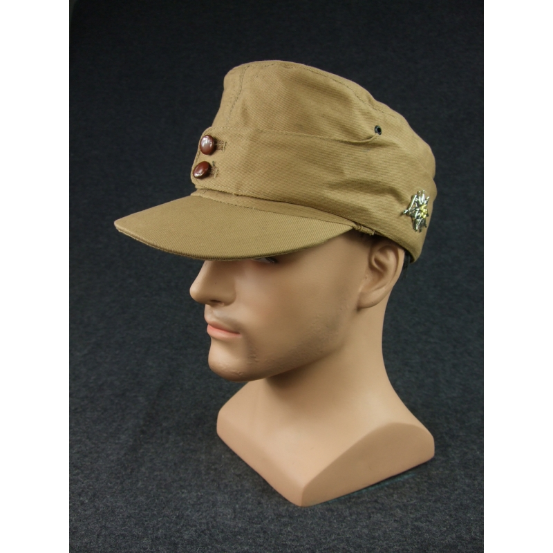 WWII German Tropic WH Gebirgsjäger Field Cap Reproduction