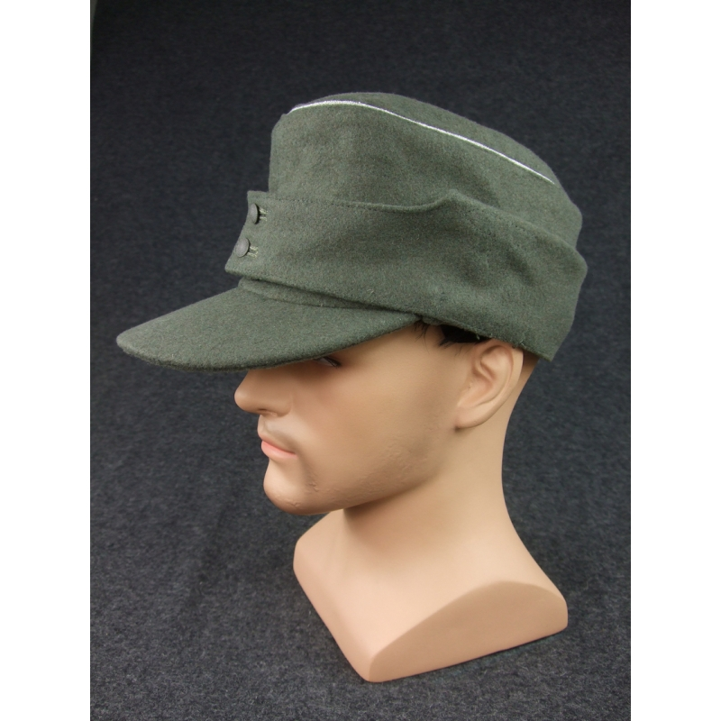 WWII German WH Wool Field Cap Officer Reproduction